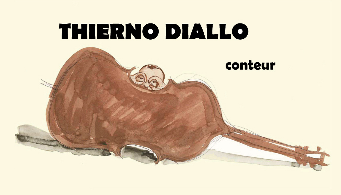 les contes de Thierno Diallo - illustration de Thierno